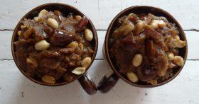Халава — гениальный индийский рецепт из жареной манки