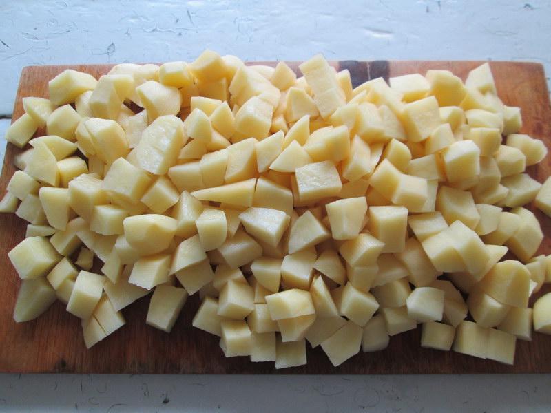 Моя любимая домашняя закуска из картошки. Люблю готовить из картофельного теста – это просто, а вкус бесподобный