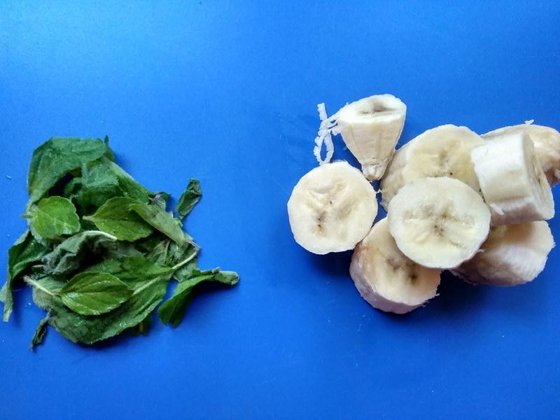Мой рецепт по-летнему освежающего завтрака - «Мятные оладьи»