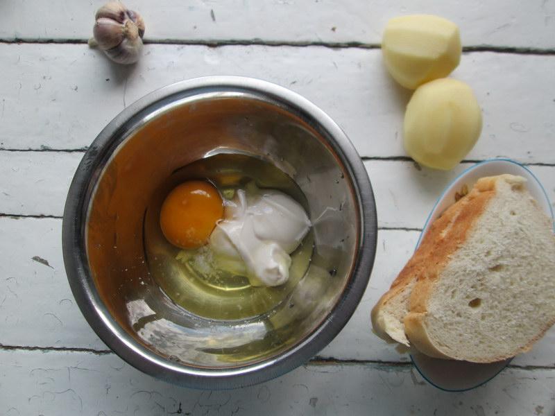 Котлеты 2 в 1, и основное блюдо, и гарнир, самый удобный вариант в дорогу