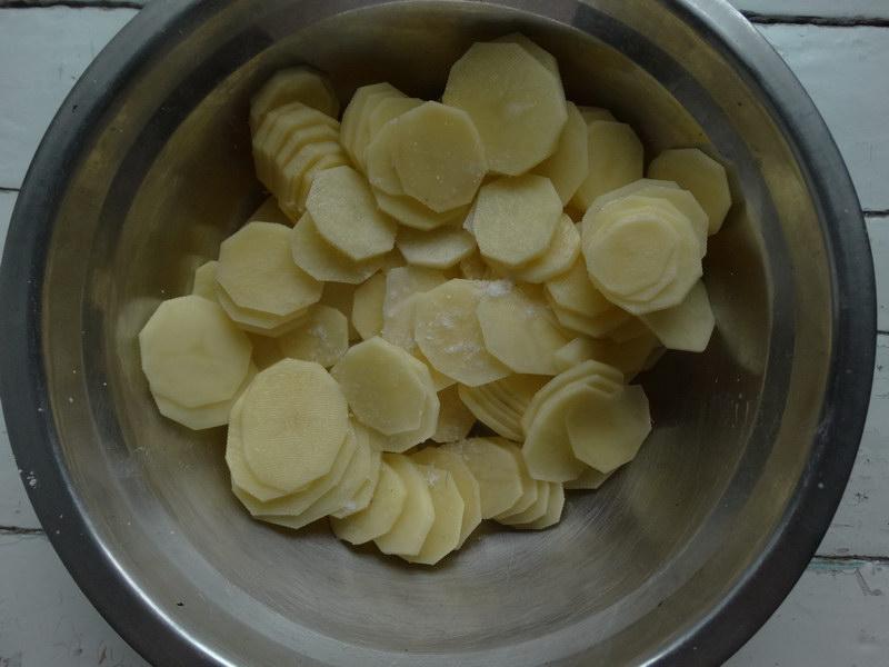Картофель «Буланжер». Всё очень и очень просто, а результат по-французски изысканный