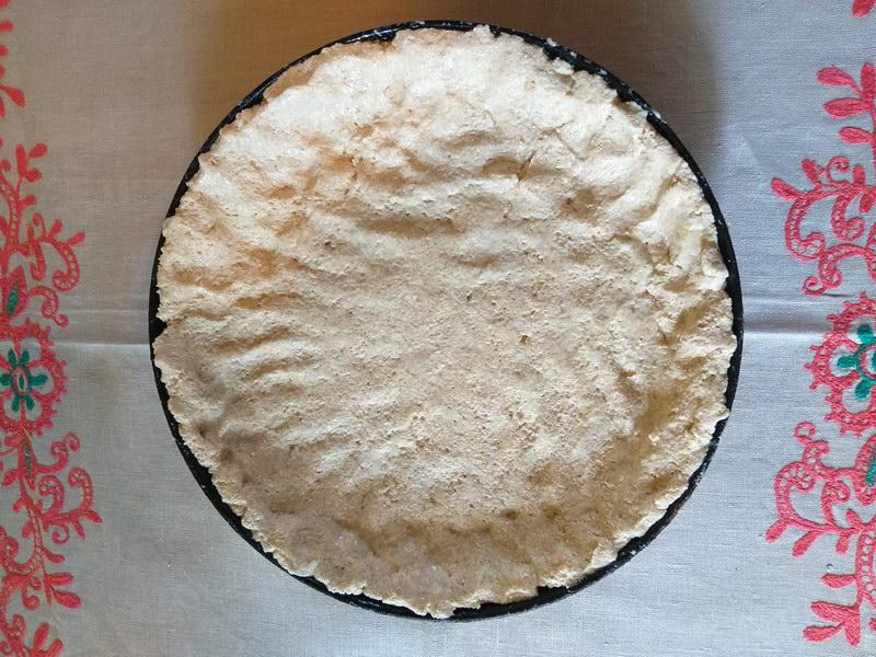 Пицца на творожном тесте. Часто её готовлю, очень нравится именно за тесто