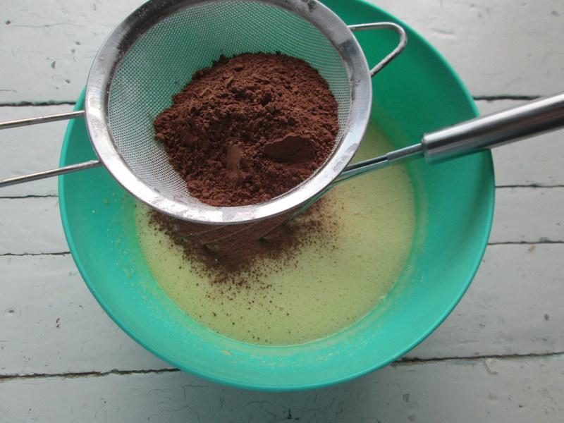 Шоколадное чудо - десерт «Клафути». Хороший рецепт, удался с первого раза