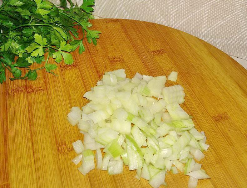 Жареный картофель с баклажанами - от маслят не отличить!
