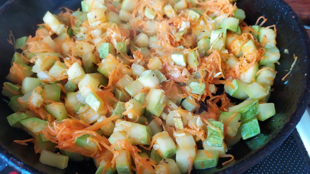 Овощной гарнир – летняя альтернатива макаронам