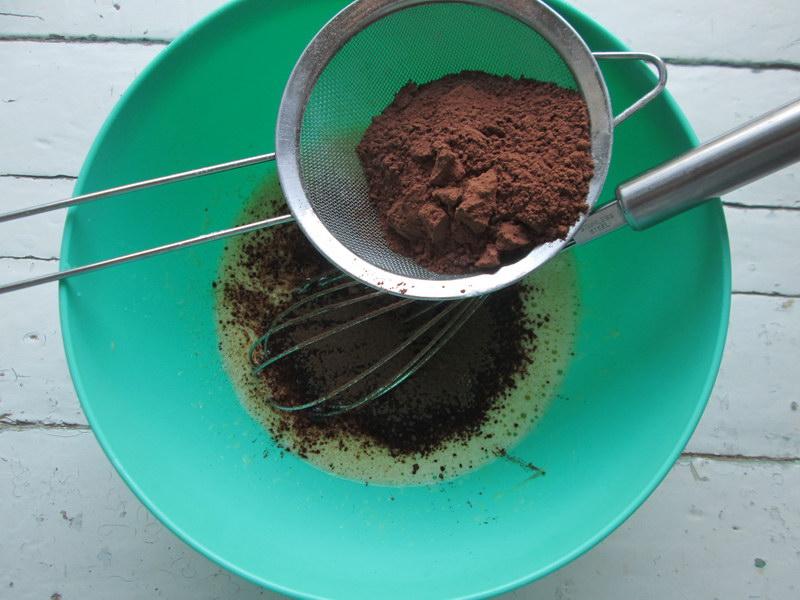Рецепт пирожных из оладушек за 2 копейки