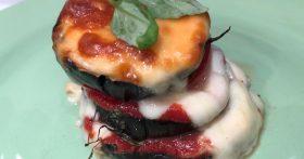 Баклажаны «Пармеджано» — закуска получается умопомрачительная, съедается за один присест