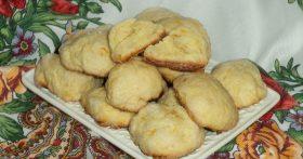 Итальянское лимонное печенье — то самое, которое готовят на праздники