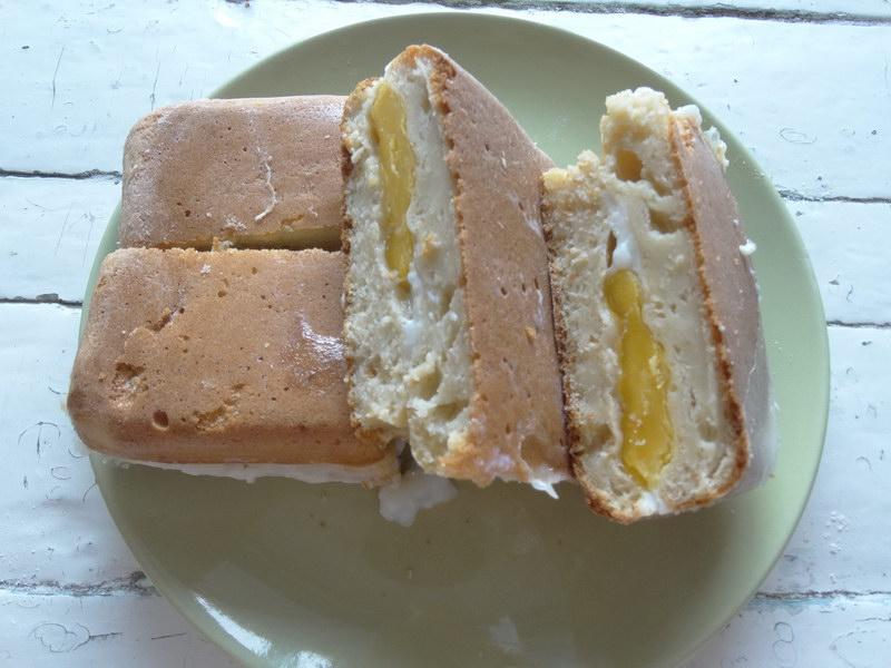 Готовлю уличную корейскую еду «Яичный хлеб» у себя дома - ооочень нежный, как пуховый