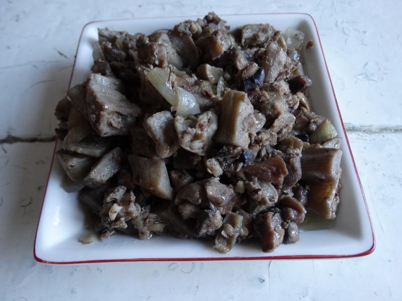 Баклажаны со вкусом грибов, сестра даже не поверила, что ела блюдо из синеньких