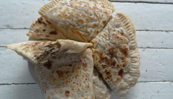 Многослойные, вкуснейшие пряные лепёшки, как у уличных торговцев Китая