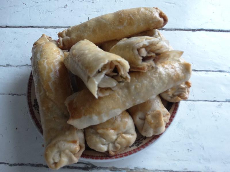 Хрустящие пальчики из капусты по маминому рецепту
