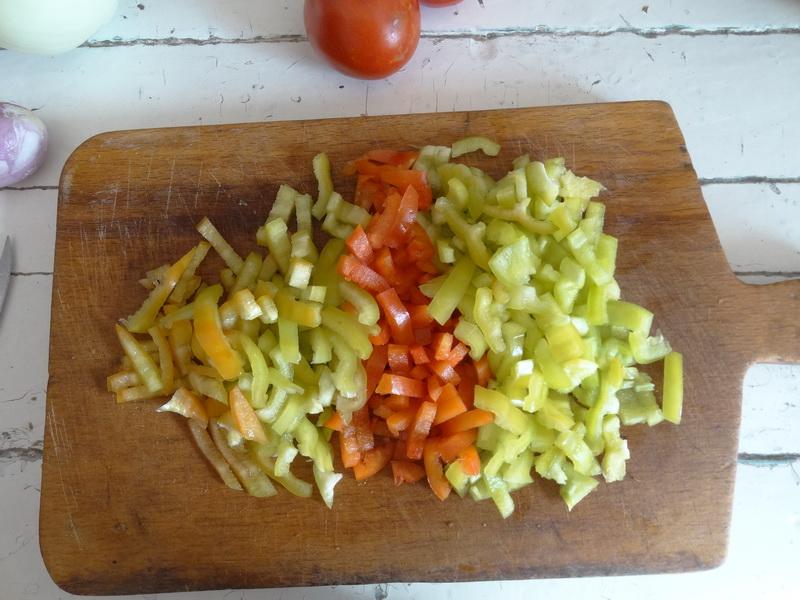 Салат «10 овощей» - рецепт самого вкусного салата из тех, что я закрываю на зиму