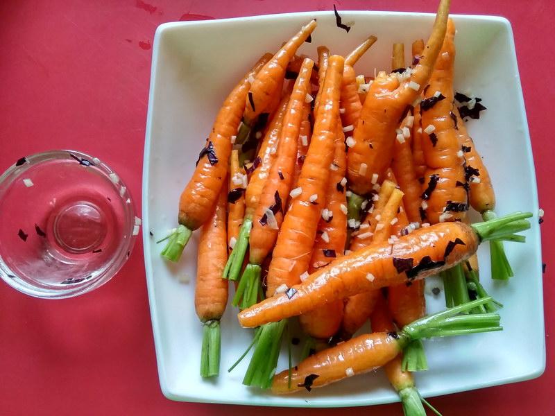 «Пряные морковки» - удивляю оригинальной закуской гостей на очередном застолье