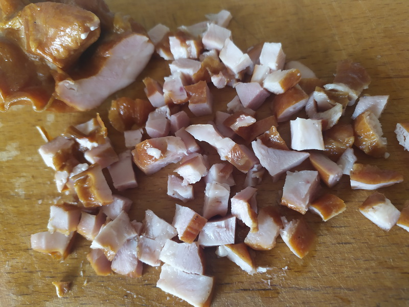 Салат «Виноградная гроздь» - кума приготовила диковинный салатик на 5 ингредиентов