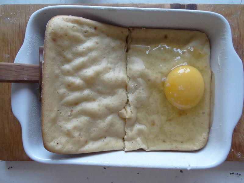 Готовлю у себя дома уличную корейскую еду «Яичный хлеб» - ооочень нежный, как пуховый