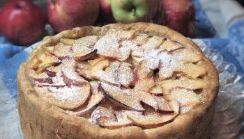 В нём идеально всё! — Цветаевский яблочный пирог. Для меня – это лучшая выпечка из яблок