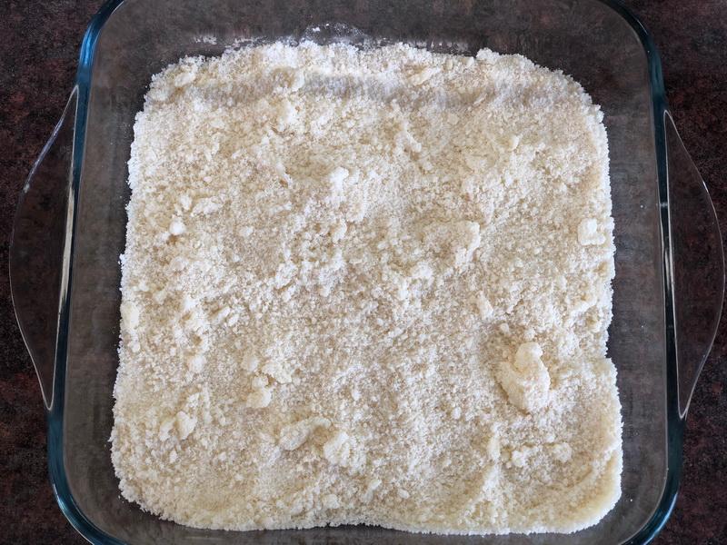 Рецепт моего любимого творожного пирога. Он необыкновенный: рассыпчатое тесто-крошка и нежнейшая творожная начинка