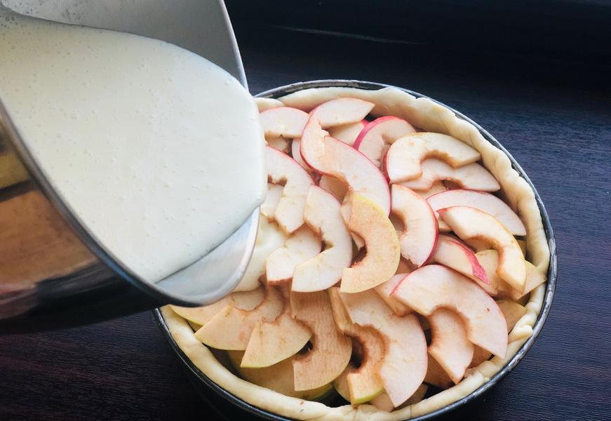 В нём идеально всё! - Цветаевский яблочный пирог. Для меня – это лучшая выпечка из яблок