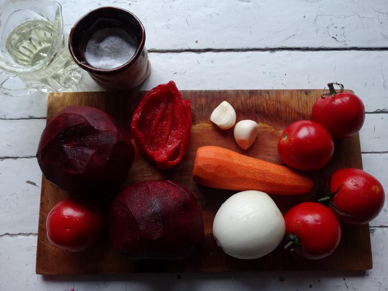 Рецепт моей заправки для вкусного борща – готовлю её как на завтра, так и под закатку на зиму