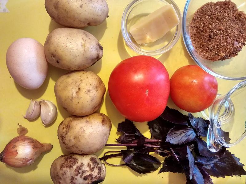 Привычное картофельное пюре «По-новому» - шикарный гарнир на праздничный стол