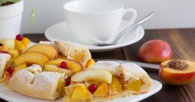 Галета – любимый десерт осени
