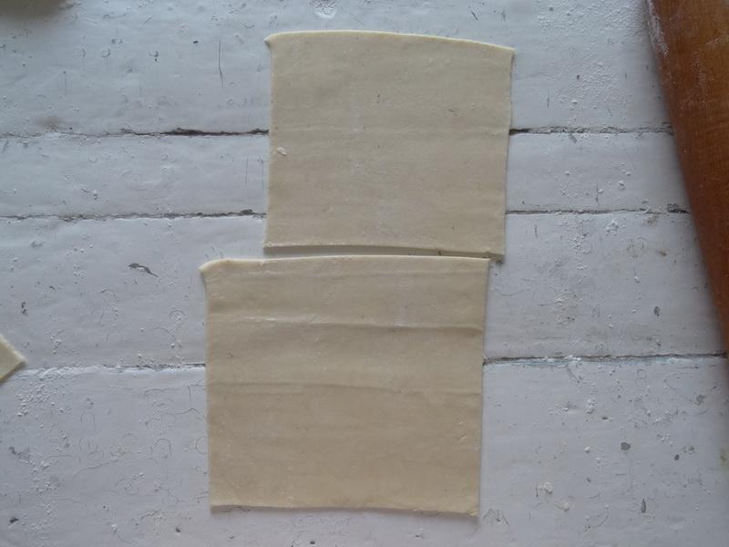 Оригинальная выпечка «Вам письмо». И главное: Рецепт простейшего слоёного теста - без заморочек!