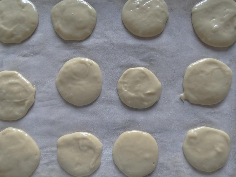 Рецепт сказочного печенья «Снеговик растаял»