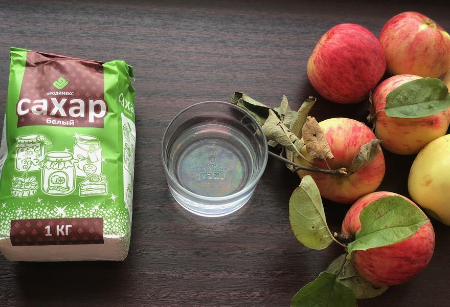Как я делаю яблочное повидло на зиму. Очень нежное и густое. И главное: сахар не перебивает вкус яблок!