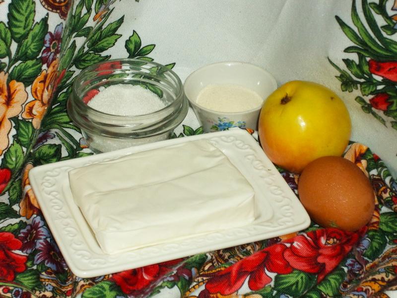 В микроволновке. Творожно-яблочное суфле. Нежное и полезное!