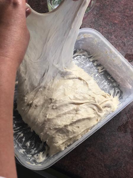 Итальянский хлеб «Чиабатта» - оказалось совсем не сложно, теперь всегда пеку дома сама