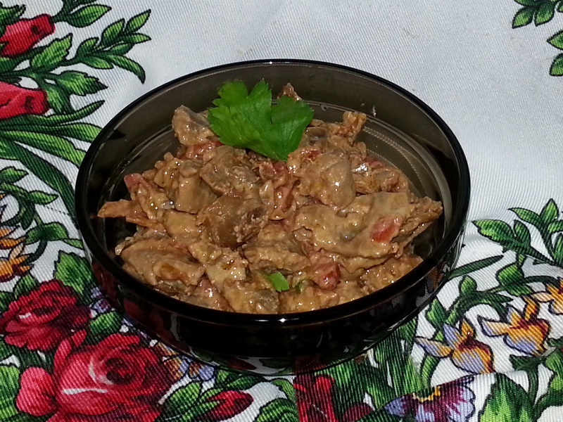 Рецепт «Куриные желудочки по-селянски» - влюбилась в это блюдо сразу. Вкус изысканный, а цена копеечная