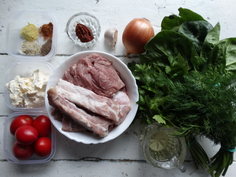 Рецепт вкусного томлёного мяса по индийской технологии