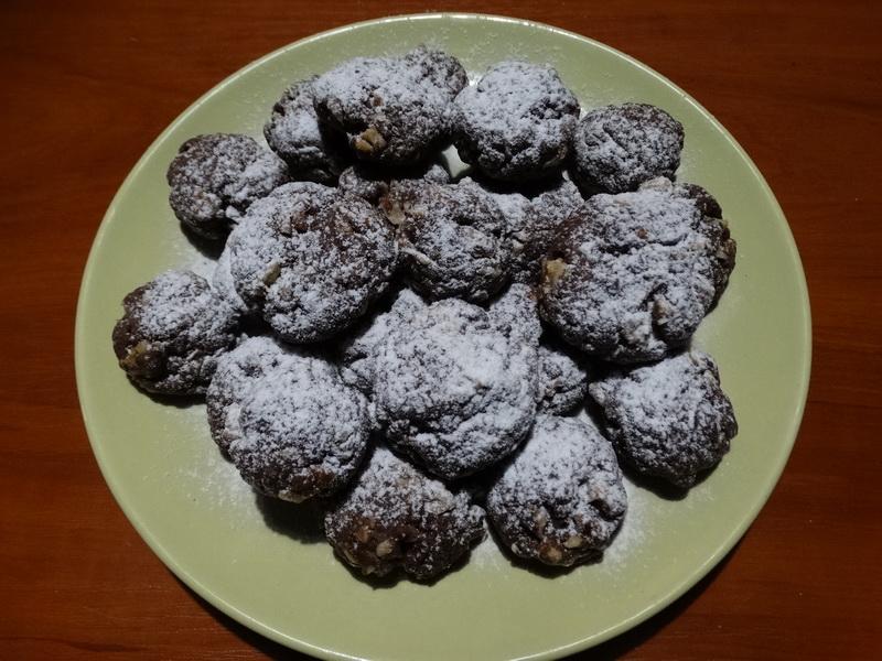 Шоколадное печенье за 10 минут. Благородное, как трюфель – вкус насыщенный с шоколадным послевкусием