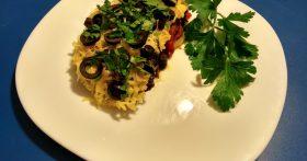Салат с вялеными помидорами и грибами — моя новинка к застолью Вяленые помидоры делаю сама из свежих за 2 часа в духовке