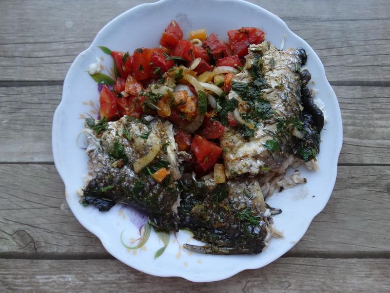 Праздничная рыба по-провански. В моей семье рыба готовится только так, и никак иначе
