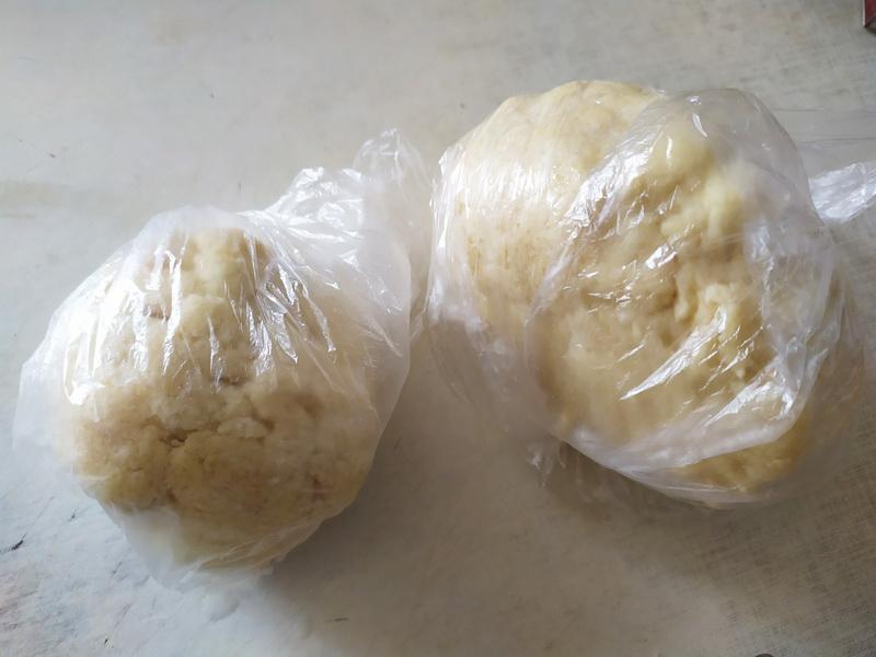 Балую своих внуков вкуснейшей выпечкой из своего детства: Яблочно-цитрусовый пирог