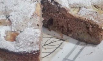 Рецепт «Осенней шарлотки» – моё маленькое нововведение делает с пирогом что-то невероятное