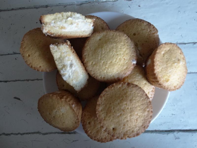 Золотой бисквит «Твинки» - роскошное нежнейшее пирожное