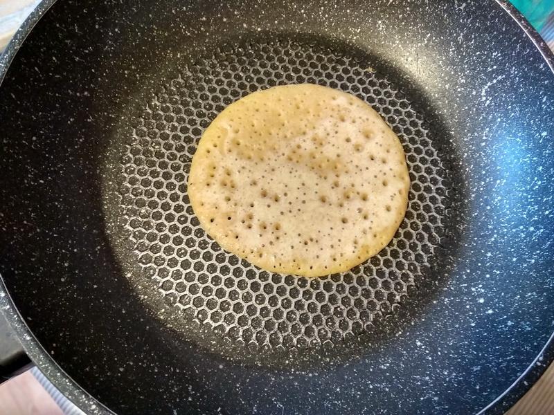 Обалденная закуска из блинчиков «Рыбная треуголка»