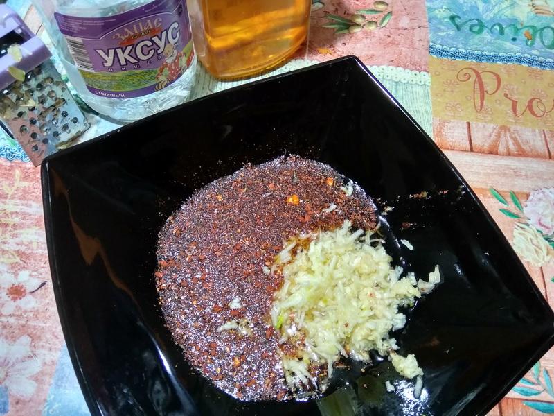 Салат из капусты «По-корейски» – отличная замена традиционному овощному