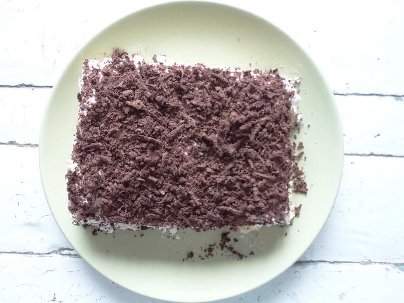 Как я готовлю роскошный торт за 10 минут и всего из 4 ингредиентов