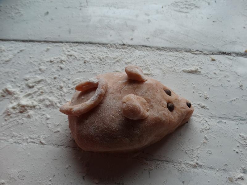 Картофельные «Мышки»