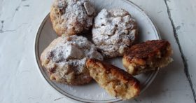 Немецкое рождественское печенье «Штолленки» — абсолютно необычное и не менее вкусно