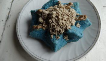 Печенье Лотос. Проверила рецепт, и он мне очень понравился. Тесто действительно слоится, хотя песочное