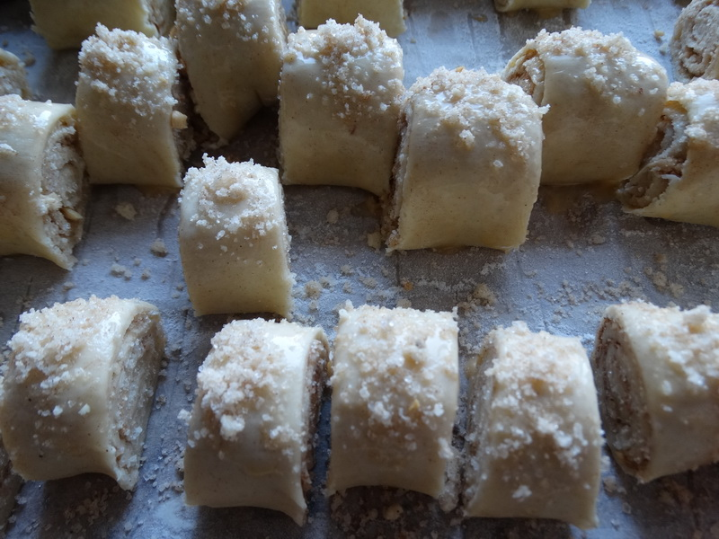 Потрясающий рецепт нежного печенья «Гата». Приготовила и гора печенек улетела моментом!