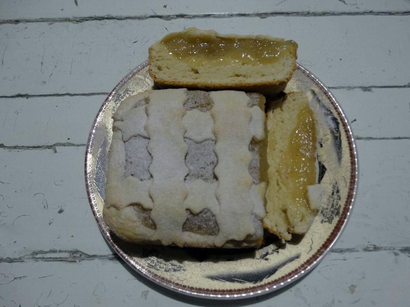 Пирог по-итальянски