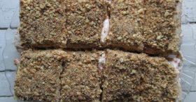 Торт «Польский пляцок» — рецепт с хурмой и шоколадом. Именно такой «прижился» и полюбился моей семье