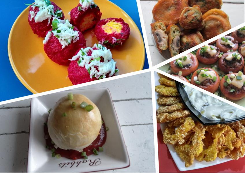 Моя 5-ка небанальных праздничных закусок. Только выигрышные рецепты: эффектный вид, новый вкус и быстрая готовка