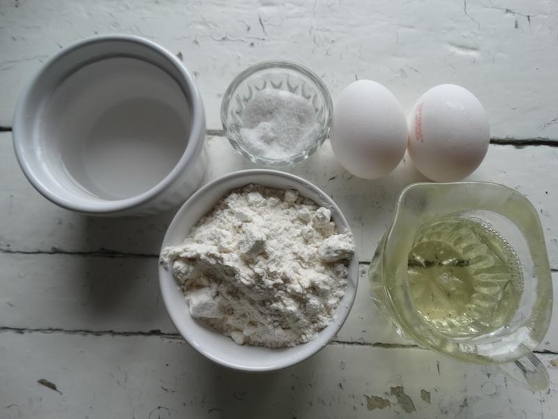 «Крутые лепёшки с яйцами» - невероятно простые и вкусные
